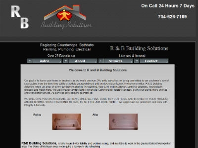 R & B Building Solutions